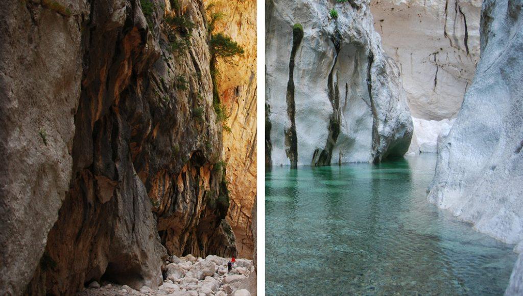 Gorropu interno canyon. Credits: Luciano Murgia (CC BY-NC-SA)